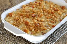 one dish chicken and rice casserole recipe
