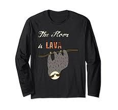 Sloth Meme Shirt - unisex thefloorislava lavagame shirt sloth meme t shirt sm