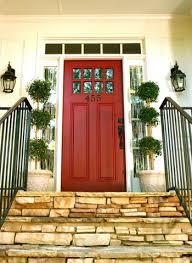 Exterior Door Color 119 Best Fabulous Paint Colors For Front Doors Images On Pinterest