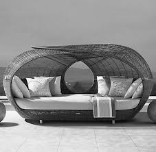 furniture amazing futuristic furniture with outdoor daybed and