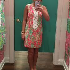 Lilly Pulitzer Lilly Pulitzer Southern Charm Shift Dress Size 2