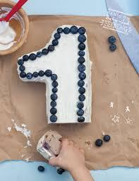 birthday smash cake blueberry and apple smash cake and a look back baby led feeding