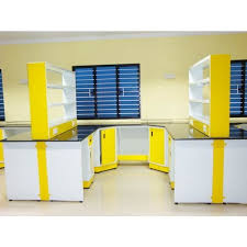 Science Lab Benches Laboratory Modular Furniture Exporter From Bengaluru