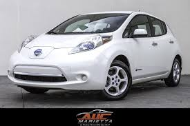 nissan leaf for sale 2013 nissan leaf sv stock 409987 for sale near marietta ga ga