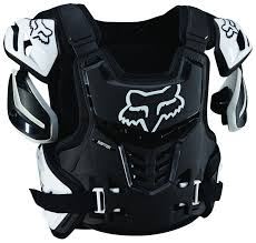 motocross safety gear fox racing raptor vest ce revzilla