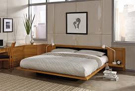 platform bedroom ideas the mikado japanese platform bed and matching bedroom furniture