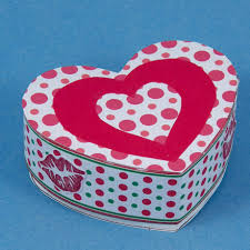 Decorate Valentine Box For Boy Make A Heart Shaped Box For Valentine U0027s Day Boxes And Bags