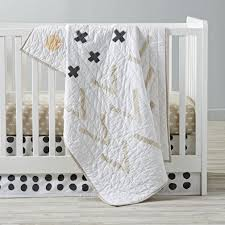 freehand crib bedding the land of nod