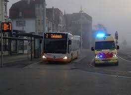 Stadtbus Bad Nauheim Bsu Nach Der Verabschiedung Der Goldenen Herbsttage Ist Der Nebel