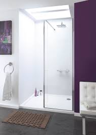 lakes coastline cannes or levanzo walk in shower screen 700mm