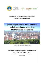 m iterran si e social pollution characterization of atmospheric pdf available