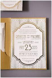 Invitation Card For A Wedding Best 25 Art Deco Wedding Invitations Ideas On Pinterest Deco