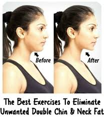 flattering hairstyles for double chins or sagging necks the best exercises to eliminate unwanted double chin neck fat