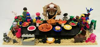 thanksgiving legos stories of your thanksgiving in the u s code switch npr