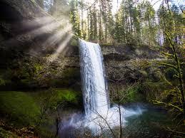 Oregon Waterfalls Map by Winter Wonderland 5 Gorgeous Waterfall Hikes Around Portland