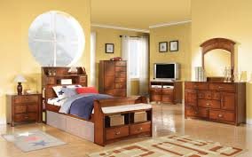 rustic walnut double bunk bed ideas of picture cottage children