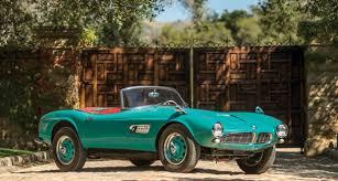 bmw 507 roadster 1957 1957 bmw 507 roadster series i driver market