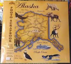 alaska photo album scrapbook album