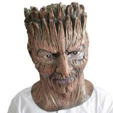 Halloween Rubber Masks Amazon Com Forum Novelties Men S Devil Skull Latex Mask Red One