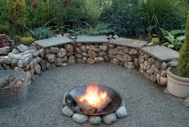 Firepit Images Gabion Outdoor Pit Pit Design Ideas Usa