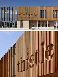 Building Exterior Design Ideas Sign Design Idea Integrate A Logo Into The Exterior Of A