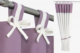 Lilac Nursery Curtains Baby Nursery Purple Curtains