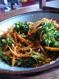 cuisiner au wok gourmandises et merveilles poêlée express de brocolis et carottes