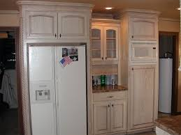 how to clean oak wood cabinets pickled oak cabinets search kitchen cabinets and