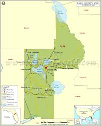 Florida Zip Code Map Lake County Map Florida