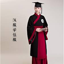 graduation robe ancient hanfu bachelor s degree gown graduation