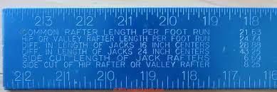 framing square instruction guide layouts measurements u0026 cuts