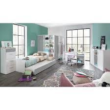 jugendzimmer set g nstig jugendzimmer set joker 4tlg beton weiß kinderzimmer möbel