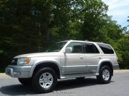 toyota 4runner 1999 limited 1999 toyota 4runner limited v6 4dr 4x4 pricing and options