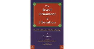the ornament of liberation the wish fulfilling gem of the