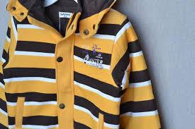 retail boy striped hoodie zipper cotton coat kids cotton padded