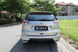 nissan cars in malaysia may a date with the nissan x trail tuned by impul u2013 timchew net