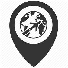 travel icons images Location map simplicity 39 by laura reen png
