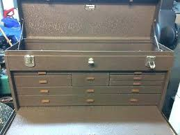kennedy 8 drawer roller cabinet tool boxes kennedy 8 drawer tool box model 8 drawer machinists