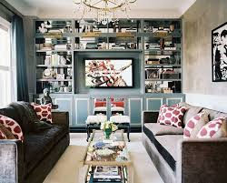 Built In Bookcases With Tv Built In Entertainment Center Design Ideas