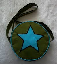 Ramona Flowers Bag - ramona flowers subspace star bag green or turquoise