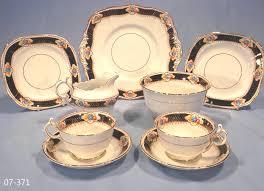 vintage bone china tea set u2013 sold collectable china