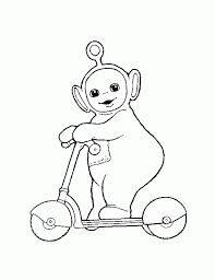 teletubbies coloring pages for download movies and tv show