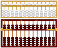 abacus maths free worksheet clipart the cliparts