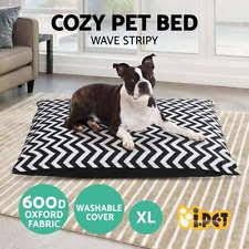 Covered Dog Bed Memory Foam Covered Dog Beds Ebay