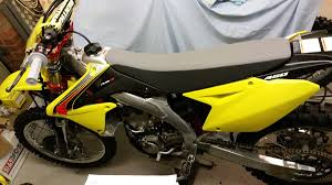 motocross bikes on ebay 2015 suzuki rmz450 build clutch mod bike builds motocross
