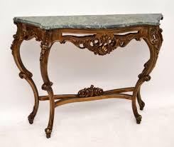 Half Moon Sofa Tables by Antique Half Moon Console Table Antique Console Table Ireland