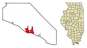Illinois Casinos Map by Metropolis Illinois Wikipedia