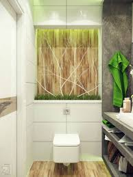 bathroom 2017 concrete vanity green towel contemporary bathrooms