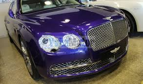 purple bentley mulsanne bentley mulsanne 2016 car for sale in dubai