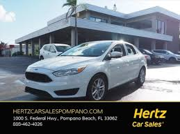 ford focus for sale 1000 used 2016 ford focus for sale near pompano fl